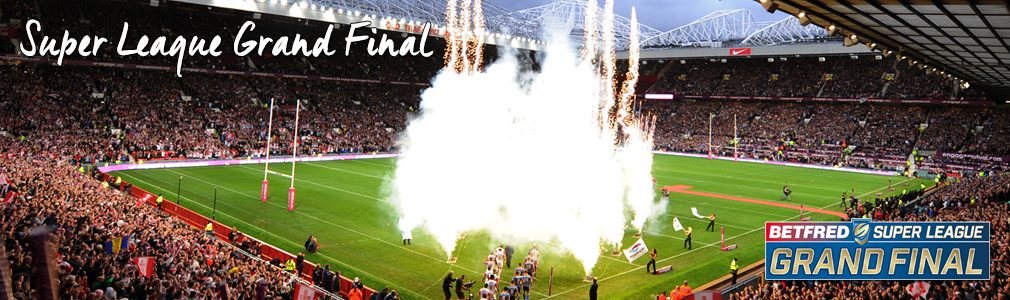 Super League Grand Final hospitality