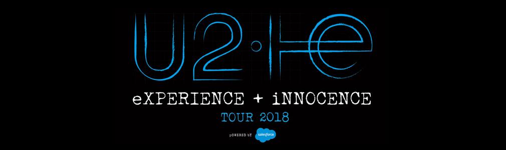 U2 VIP tickets