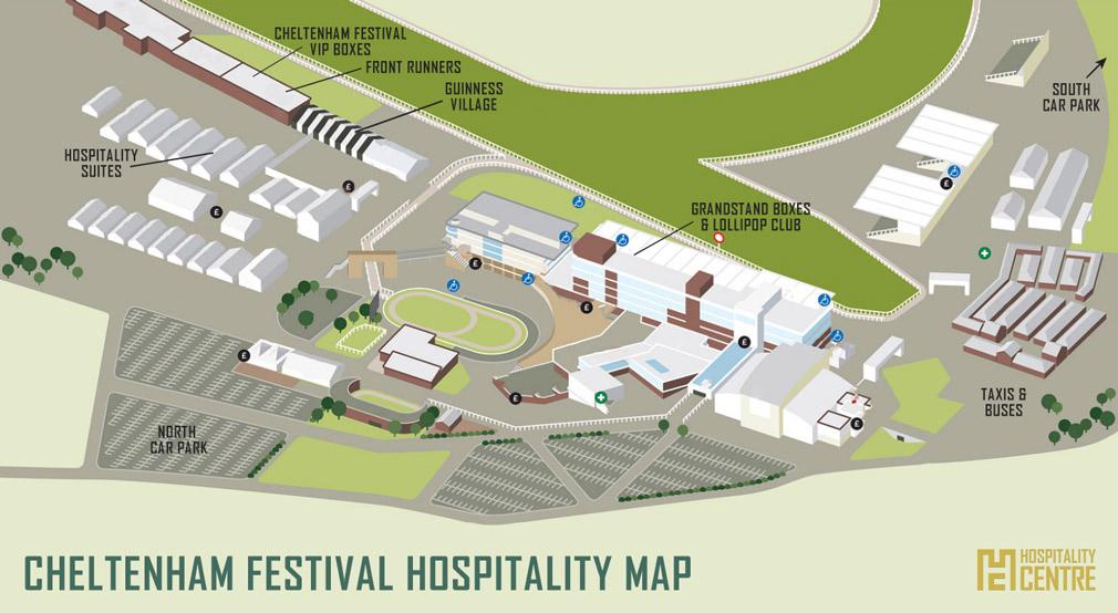 cheltenham festival hospitality