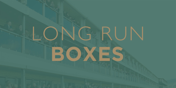 Cheltenham Festival Long Run Boxes