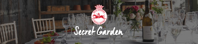 Qatar Goodwood Festival Hospitality Secret Garden