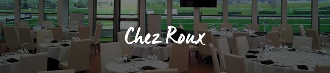 Cheltenham Festival hospitality restaurant