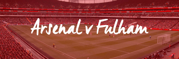 Arsenal v Fulham Hospitality
