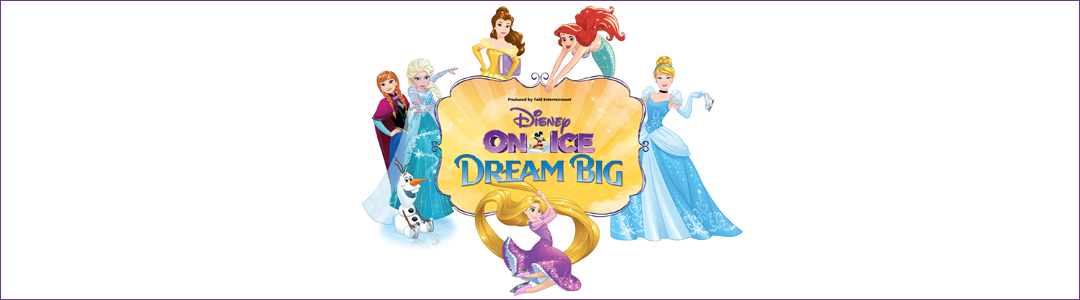 Disney On Ice VIP Tickets