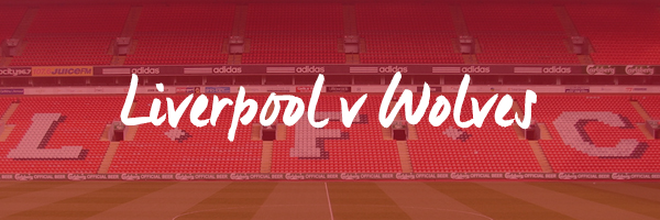 Liverpool v Wolves Hospitality