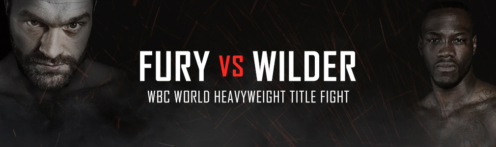 Fury v Wilder VIP tickets
