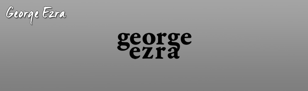 George Ezra VIP Tickets