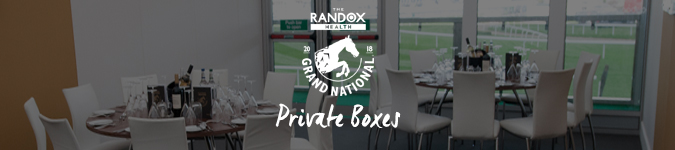 Grand National private box