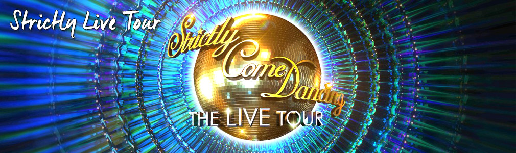 Strictly Come Dancing Tour VIP tickets