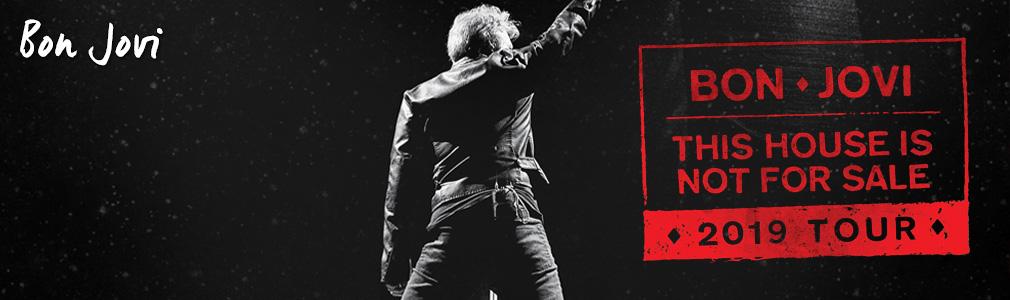Bon Jovi VIP Tickets