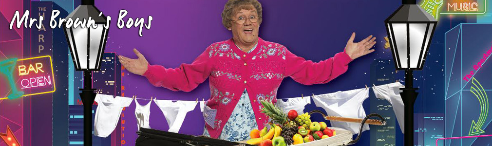 Mrs Browns Boys VIP tickets