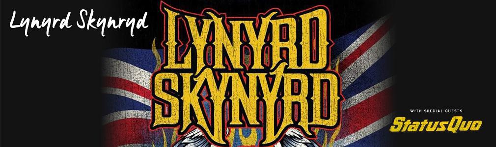 Lynyrd Skynyrd VIP tickets