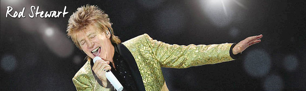 Rod Stewart VIP tickets