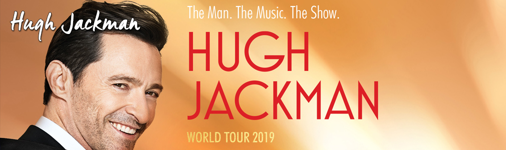 Hugh Jackman VIP tickets