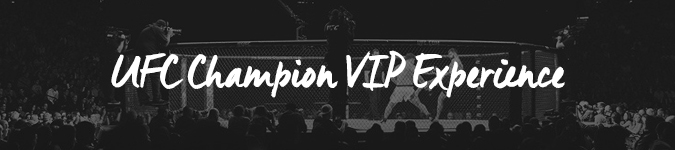 UFC London vip packages