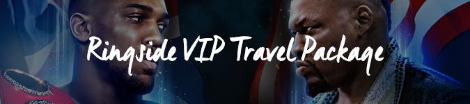 Joshua v Miller VIP Packages