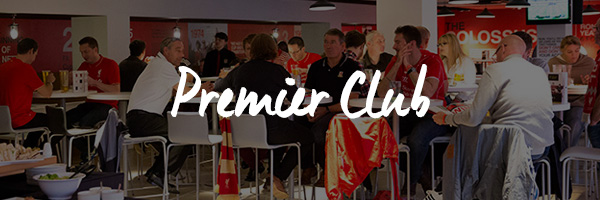 Liverpool FC Hospitality Packages