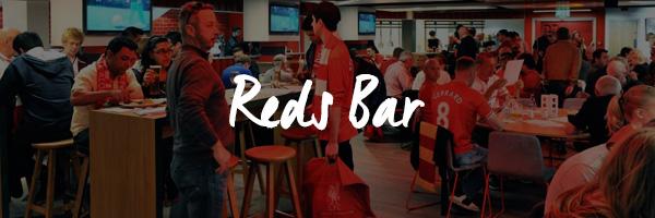 Liverpool Hospitality Reds Lounge