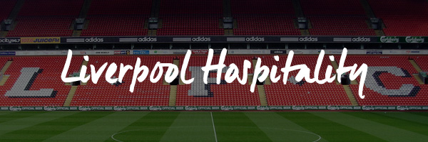 Liverpool Hospitality Tickets