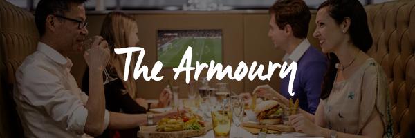 Arsenal Armoury Hospitality