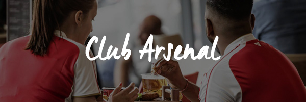 Club Arsenal Hospitality