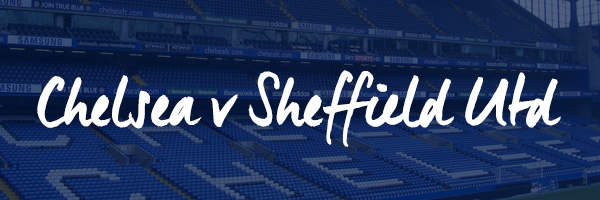 Chelsea v Sheffield United Hospitality Packages