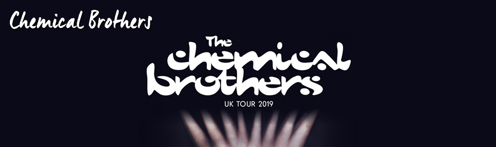 chemical brothers VIP tickets