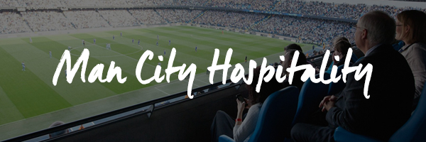 Man City Hospitality Packages