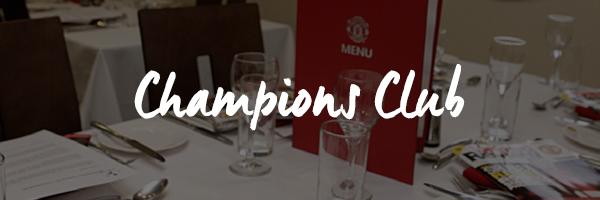 Man Utd Hospitality