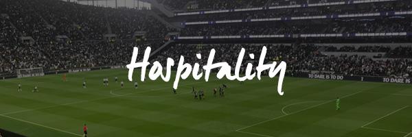 Tottenham Hospitality Tickets