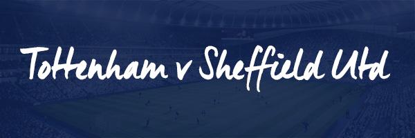 Tottenham v Sheffield United Hospitality
