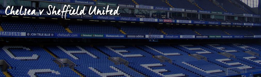 Chelsea v Sheffield United hospitality