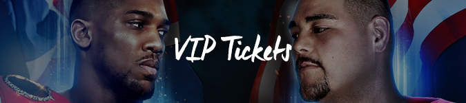Joshua v Ruiz VIP tickets