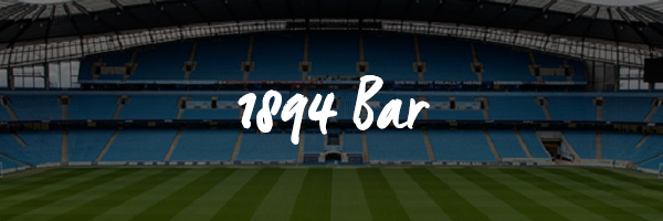 Man City 1894 Bar