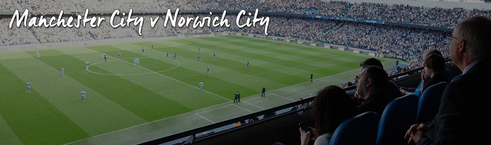 man city v norwich hospitality