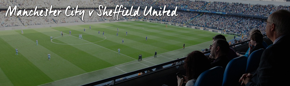 man city v sheffield united hospitality