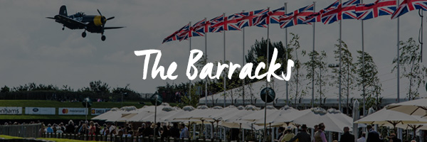 Goodwood Revival hospitality