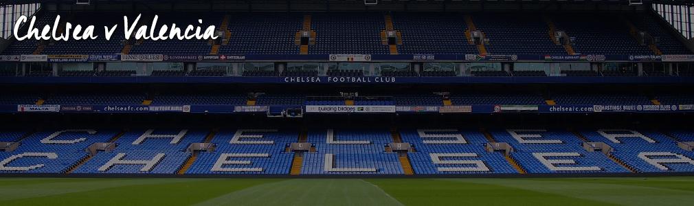 Chelsea v Valencia hospitality