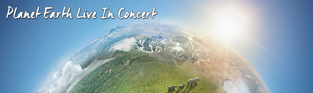 Planet Earth 2 Live In Concert VIP Tickets
