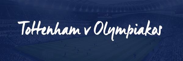 Tottenham vip tickets