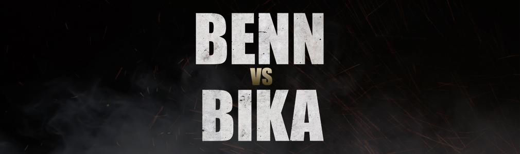 Benn v Bika VIP tickets