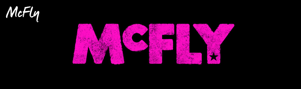 McFly VIP Tickets