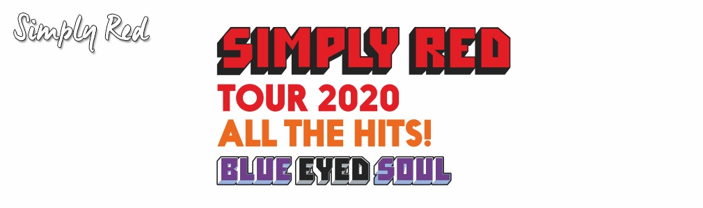 Simply Red VIP Tickets