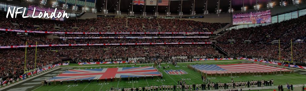 NFL London hospitality