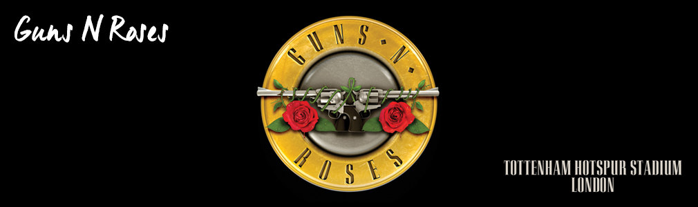 Guns n Roses VIP tickets