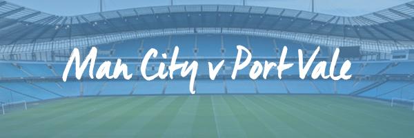 Man City VIP tickets