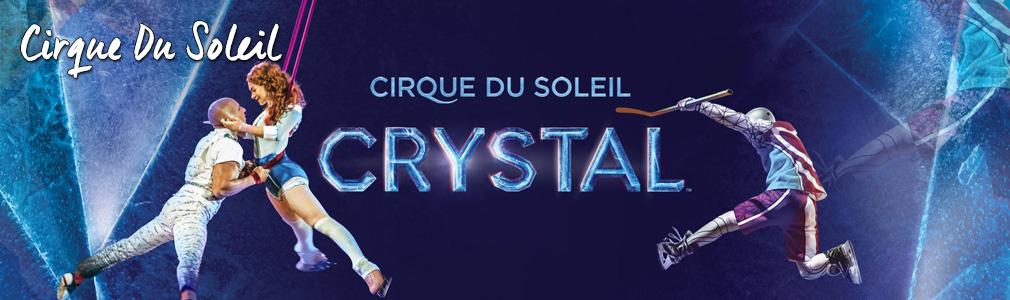 Cirque Du Soleil Crystal VIP Tickets