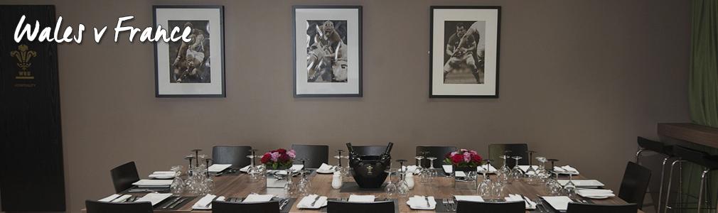 wales v france hospitality