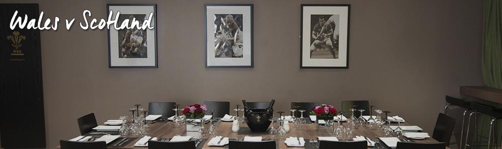 wales v scotland hospitality