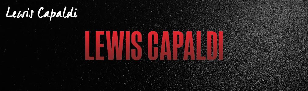Lewis Capaldi VIP tickets